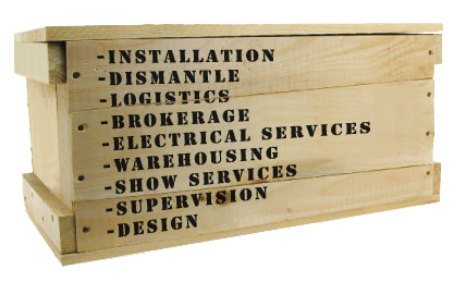 Salient Design - complete trade show services
