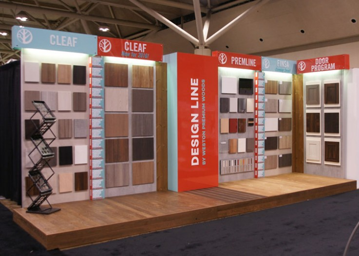 Trade Show Booth Edmonton : Custom trade show booths displays portfolio toronto